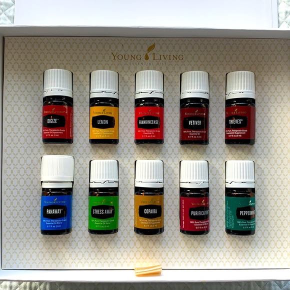 NWOT-Young Living Essential Oils